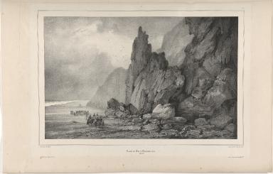 Route de Vik à Hofdabrecka. (Icelande)