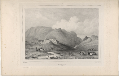 Baer de Hörgsdalur. (Icelande)