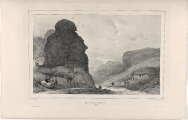 Rochers basaltiques à Hörgsdalúr. (Icelande)