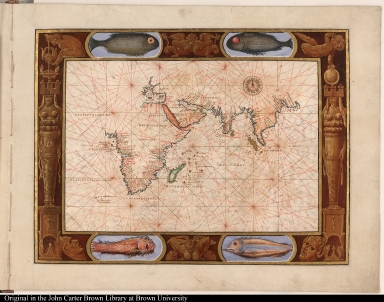 [Map of Africa, the Arabian peninsula, and southern Asia]