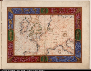 [Map of Europe, including the British Isles, northern Italy, to eastern Russia]