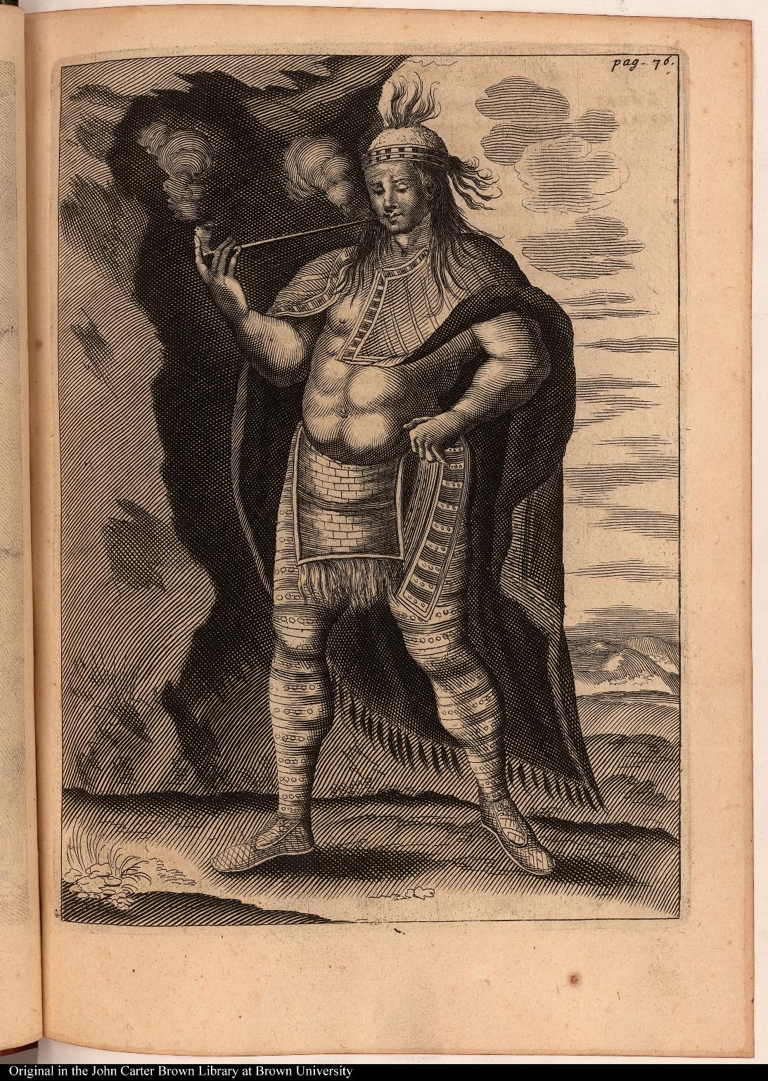 [Native American]