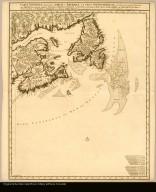 Carte nouvelle contenant la partie d'Amerique la plus septentrionale, ... par Nicholas Visscher avec privilege des Etats Géneraux