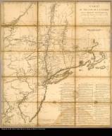 Carte du théatre de la guerre dans l'Amérique Septentrionale, pendant les années 1775, 76, 77 et 78 où se trouvent les principaux camps avec les différentes places et époques des batailles qui sont données pendant ces campagnes gravée d'après le dessein original qui a été présenté au Roi, fait par le Sr. Capitaine du Chesnoy, officier français ... servant dans l'armée américaine