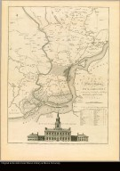 A plan of the city and environs of Philadelphia survey'd by N. Scull and G. Heap. Engraved by Willm. Faden