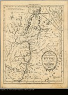 Part of the counties of Charlotte and Albany, in the Province of New York being the seat of war between the King's forces under Lieut. Gen. Burgoyne and the rebel army by Thos. Kitchin Senr., hydrographer to His Majesty