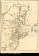 Carte des troubles de l'Amerique levée par order du Chevalier Tryon Capitaine Général et Gouverneur de la Province de New-York ensemble la Province de New-Jersey par Sauthier et Ratzer traduit de l'anglais