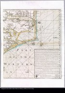 [right] Chart of North Carolina from Cape Lookout to Albemarle Sound]