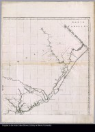 [upper right part of a map of South Carolina]