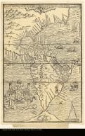 Brevis exactaque totius Novi Orbis eiusque insularum descriptio recens a Joan. Belllro [sic] edita