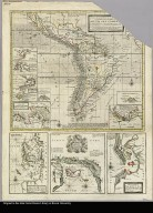 A new & exact map of the coast, countries and islands within ye limits of ye South Sea Company, from ye River Aranoca to Terra del Fuego, and from thence through ye South Sea, to ye north part of California &c. with a view of the general and coasting trade-winds and perticular draughts of the most important bays, ports &c. .. by Herman Moll geographer