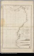 Carta esferica que comprehende la Costa Occidental de America ... Levantada de orden del Rey N.S. en 1791 ...