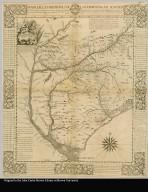 Mapa de las Missiones de la Compañia de Jesvs en los rios Paranà y Vruguay conforme à las mas modernas observaciones de latitud y de longitud, hechas en los pueblos de dichas missiones, y à las relaciones antiguas y modernas de los Padres Missioneros de ambos rios por el Padre Joseph Quiroga de la misma compañia de Jesus en la provincia de el Paraguay. Año de 1749