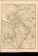 Brevis exactaque totius Novi Orbis eiusque insularum descriptio recens a Joan. Bellero edita