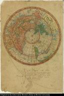 [Polar projection of Arctic]
