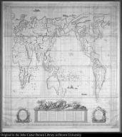 Planisferio ó carta general de la tierra
