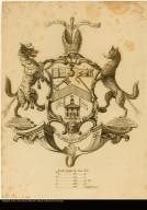 [A coat of arms for John Wesley]