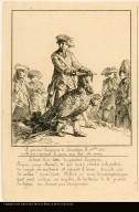 le général burgoyne à Saratoga, le 17 8bre. 1777 a été pris prisonnier de guerre avec toute son armee