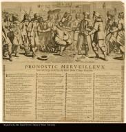 PROGNOSTIC MERVEILLEUX, Sur l'estrange maladie du sieur Dom Diego Davalos.