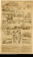 Political Electricity; or, An Historical & Prophetical Print in the Year 1770.
