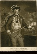 COMMODORE HOPKINS, COMMANDER in CHIEF of the AMERICAN FLEET.