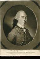 THE HONBLE. JOHN HANCOCK. of BOSTON in NEW ENGLAND; PRESIDENT of the AMERICAN CONGRESS.