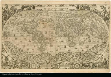 Cosmographia Vniversalis Et Exactissima Ivxta Postremem Neotericorvm Traditionem Io. Francs. Camotius, S.D.P