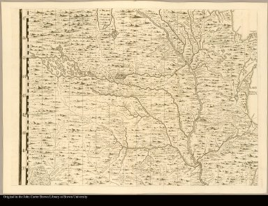 [North America showing headwaters of the Mississippi River]