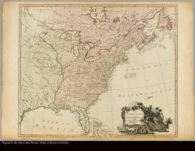 The United States of North America. with the British & Spanish Territories according to the Treaty. Engraved by Wm. Faden
