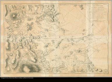 Carte particulière du havre de Boston avec les sondes les bancs de Sable, les rochers les Amaies et les autres directions utiles à la navigation Réduite de la carte anglaise de J. E. S. Des Barres, écuyer. La déclinaison de l'aiguille aimantée à été observée de 6d. 4'. N.O. en 8bre. 1778. Par M. le marquis de Chabert qui à sussi déterminé à terre la latitude de divers points auxquels cette carte à été assujetie. Dressée au Dépôt général des cartes, plans et journaux de la marine ... Par ordre de M. de Sartine ... 1780