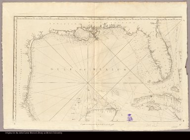 [Upper left: Map of Florida and southern North America including Mexico and part of Cuba]