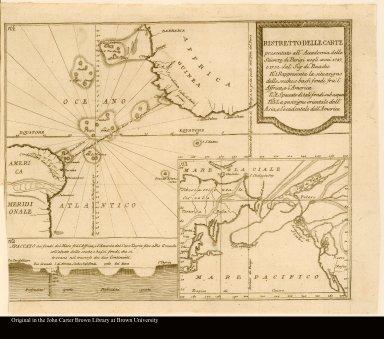 Ristretto delle carte presentate all'Accademia delle Scienze di Parigi negli anni 1737. ...