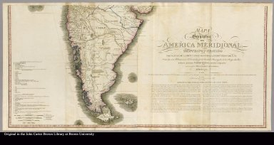 [bottom part of map of South America]