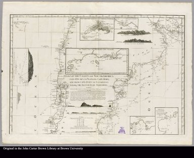 [Southern South America from Valparaiso and Buenos Aires to the Golfo San Jorge]
