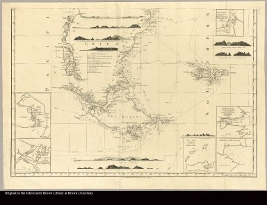 [bottom: Strait of Magellan]