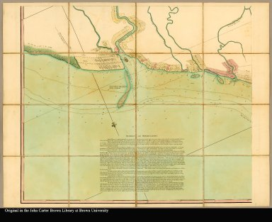 [bottom left: Chart of Guyana. Includes Remarks and Observations]