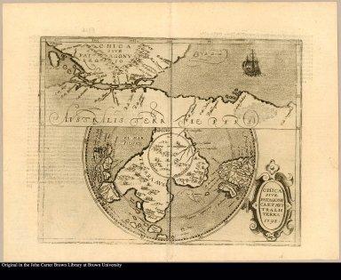 Chica sive Patagonica et australis terra 1598