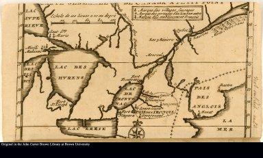 Carte Générale du Canada en Petit Point