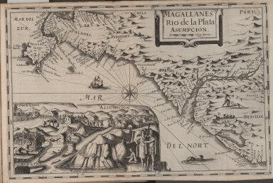 Magellanes Rio de la Plata Asumpcion