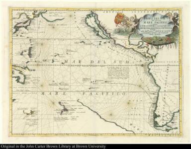 Mare del Sud detto altrimenti Mare Pacifico
