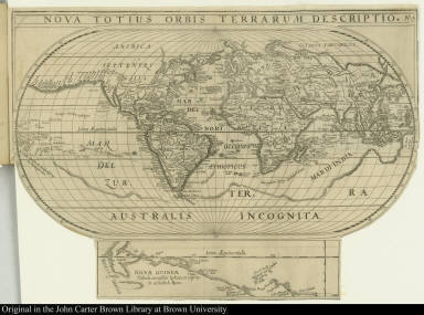Nova totius orbis terrarum description. No. 1
