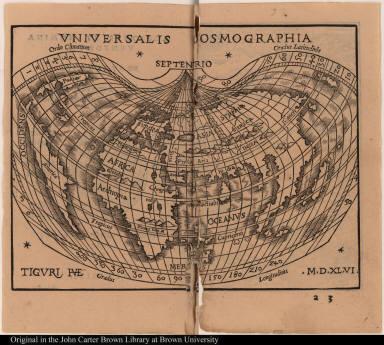 Vniversalis cosmographia