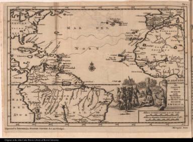 H. Benzös scheep-togt uit Italie over Spanje na de Westindize Eylanden, en Kusten van't Zuider America.