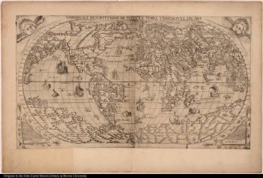 Universale descrittione di tutta la terra conosciuta fin qui ...