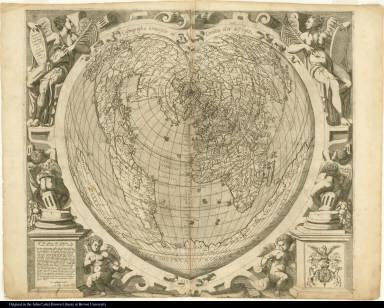 Cosmographia universalis ab Orontio olim descripta