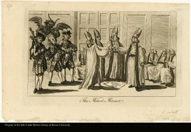 The Mitred Minuet.