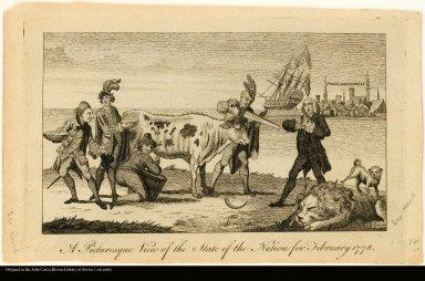 DEDIé AUX MILORDS DE L'AMIRAUTé ANGLAISE PAR UN MEMBRE DU CONGRES AMERICAIN.