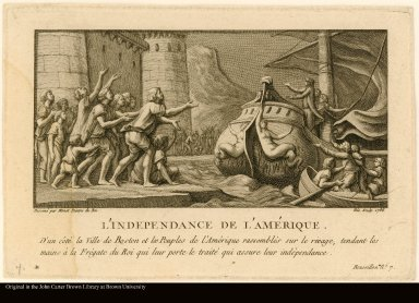 L'INDEPENDANCE DE L'AMéRIQUE