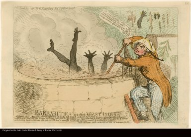 BARBARITIES in the WEST INDIES