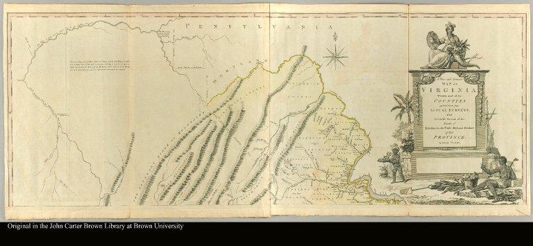 [top half of map of Virginia]